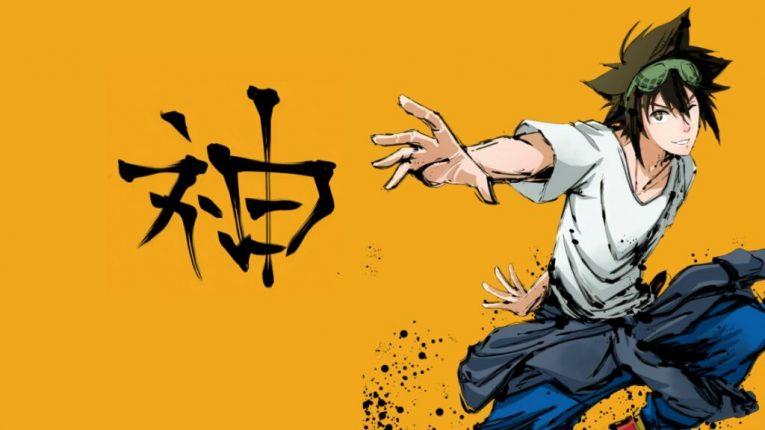 the god of highschool anime wallpaper