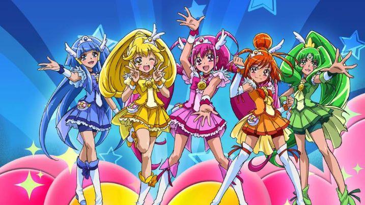 Glitter Force Doki Doki shoujo 1