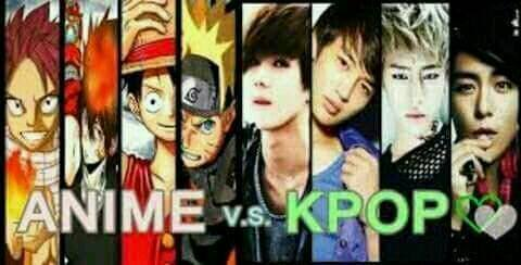 anime vs kpop | The Popularity Of K-Pop Vs Anime, And The International Influence Between Both