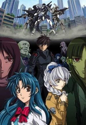 full metal panic second raid kyoani