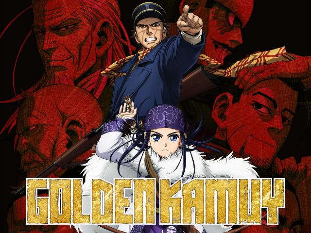 golden kamuy anime series cover 1