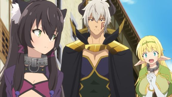 how not to summon a demon lord ecchi