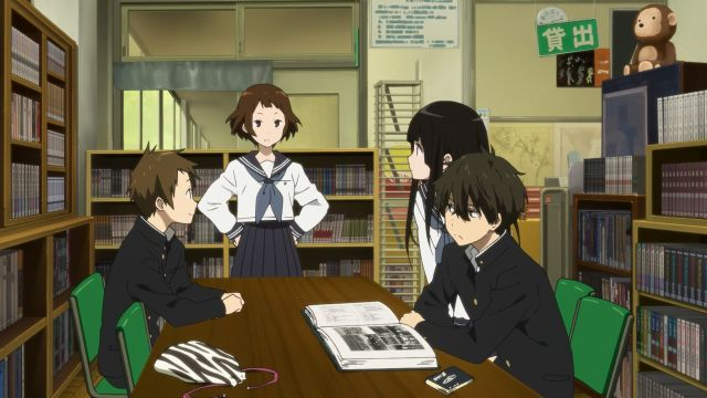 hyouka anime characters mystery | 15+ Kyoto Animation Series That Stand The Test Of Time
