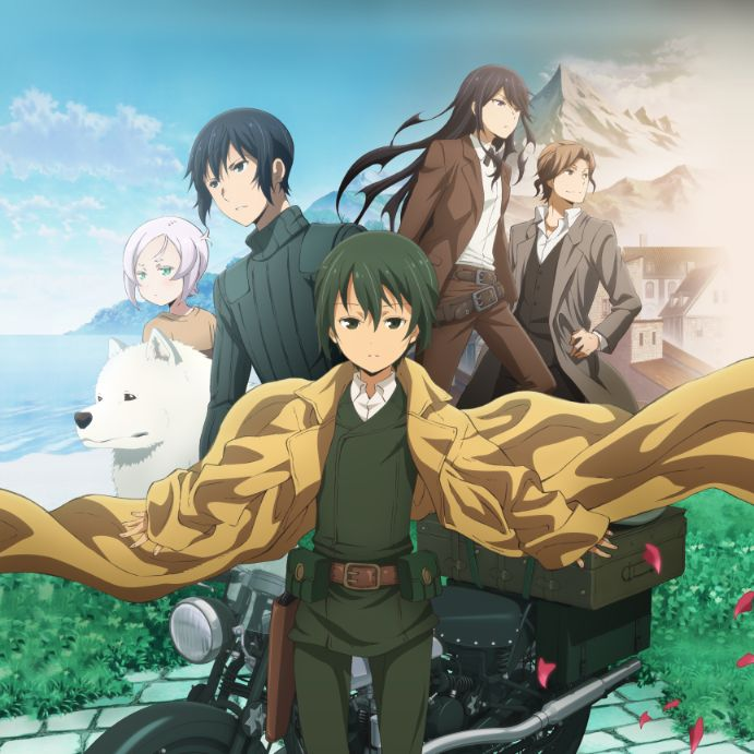 kinos journey the animated series adaptation