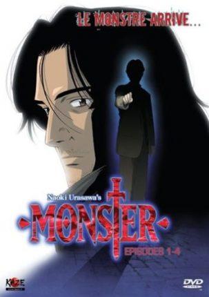 monster anime cover