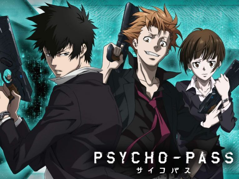 psycho pass season 1 anime