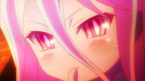 shiro blush no game no life