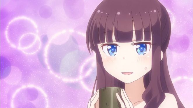 takimoto hifumi drinking tea | 20+ Innocent And Pure Anime Characters Who Will Soothe Your Soul