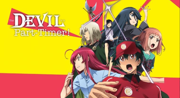 the devil is a part timer series studio white