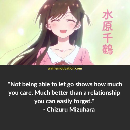 chizuru mizuhara quotes rent a girlfriend 4