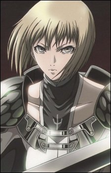claymore anime clair