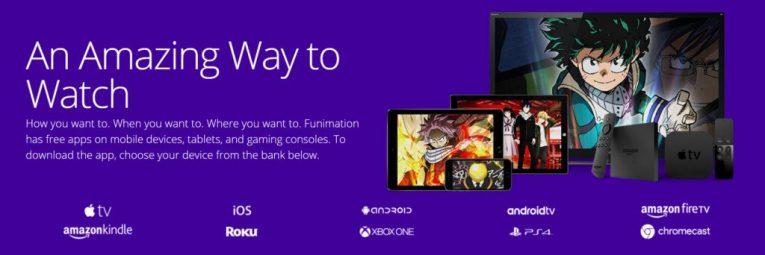 Funimation Premium