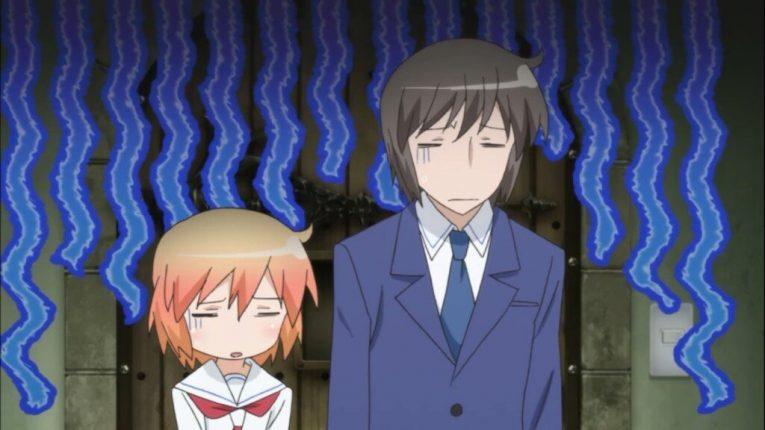 kotoura san anime moments