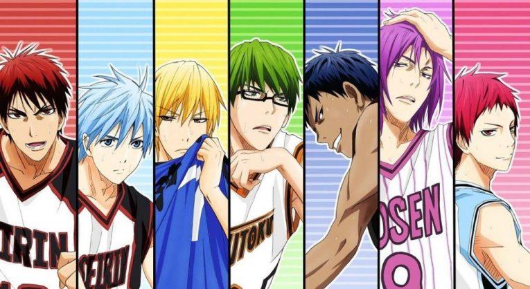 kuroko no basket anime characters