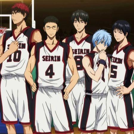 kuroko no basket characters team