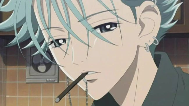 nana anime smoking 1 | 12+ Unexplored Ideas For Anime Shows The Industry Hasn't Done Yet