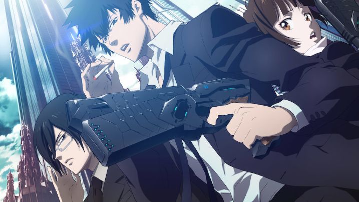 psycho pass police force characters