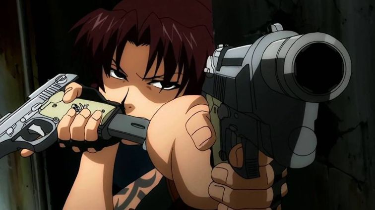 revy rebecca two hands bad ass