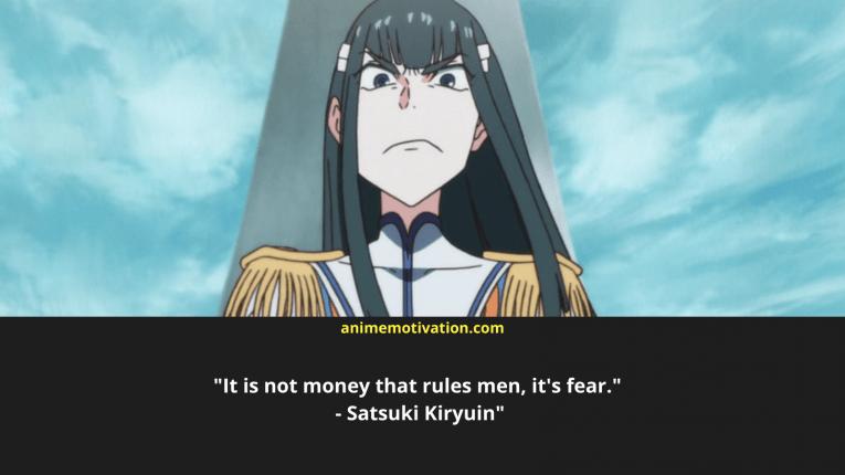 satsuki kiryuin wallpaper quotes 3
