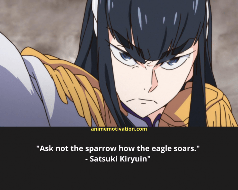 satsuki kiryuin wallpaper quotes mobile 2