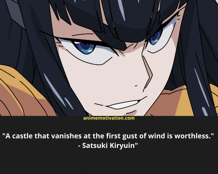 satsuki kiryuin wallpaper quotes mobile 6