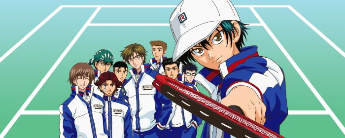 the prince of tennis old school anime