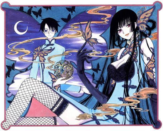 xxx holic anime series production ig