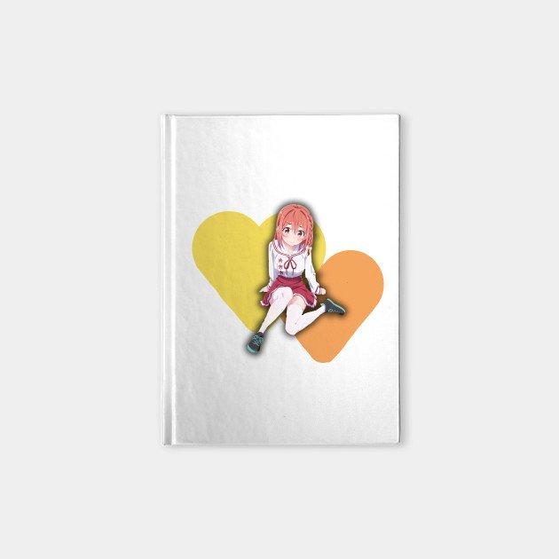 Sumi Sakurasawa Anime Notebook