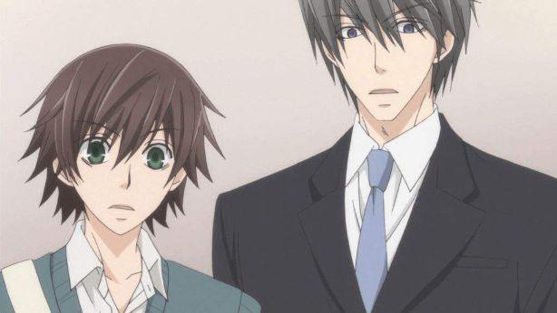 Junjou Romantica anime series