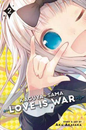 Kaguya Sama Love Is War GN Manga