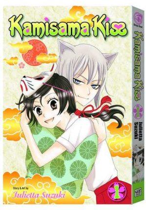 Kamisama Kiss TPB Vol. 01