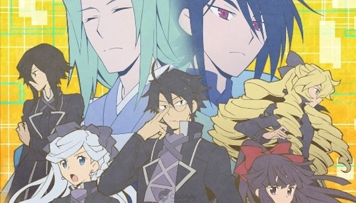 Log Horizon Entaku Houkai anime