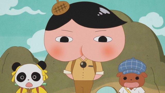 Oshiri Tantei Movie 2 Tentou Mushi Iseki no Nazo