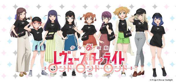 Shoujo ☆ Kageki Revue Starlight Rondo Rondo Rondo