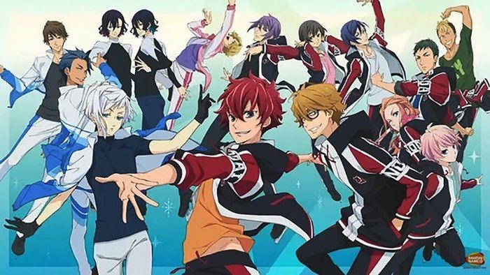 Skate Leading ☆ Stars 2021