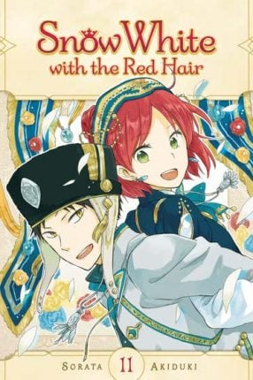 Snow White With Red Hair GN Manga