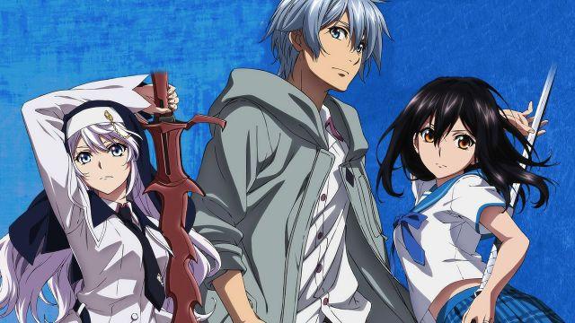 Strike the Blood IV anime ova
