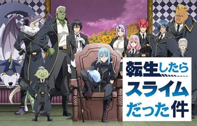 Tensei Shitara Slime Datta Ken 2 Part 2 2021
