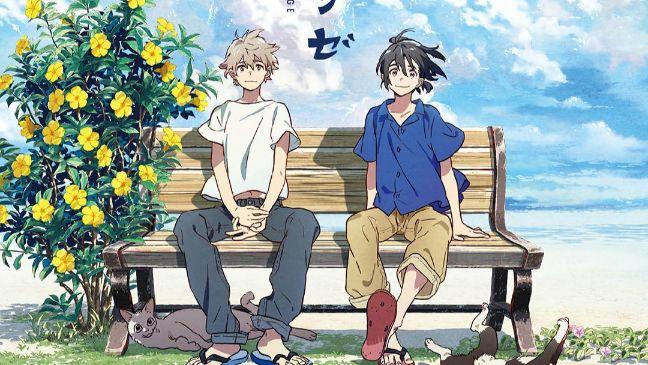 Umibe no Etranger anime movie