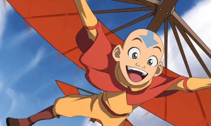 avatar anime main character