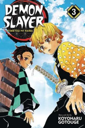 Demon Slayer: Kimetsu no Yaiba, Vol. 1: Cruelty