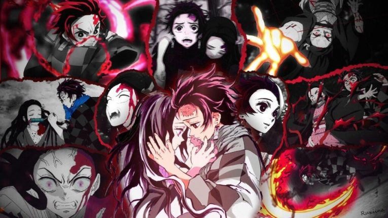 demon slayer wallpaper nezuko tanjiro