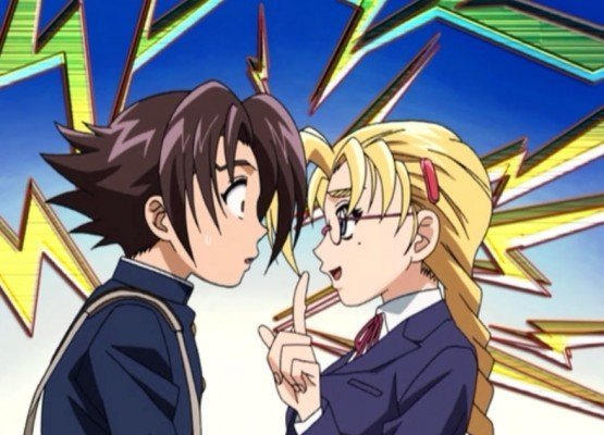 kenichi and miu anime