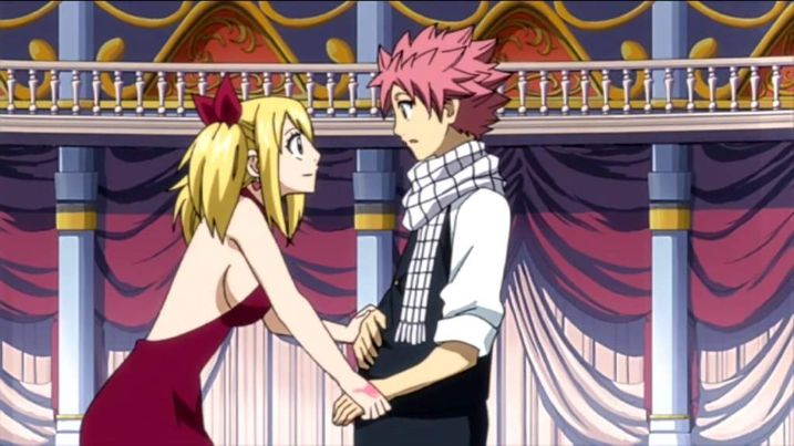 lucy and natsu together
