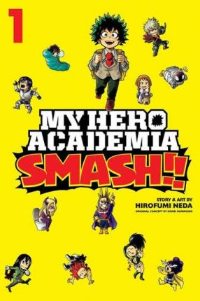 My Hero Academia SMASH Manga