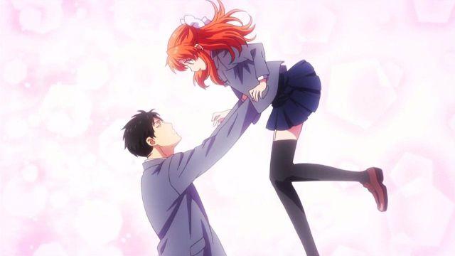 nozaki and chiyo anime