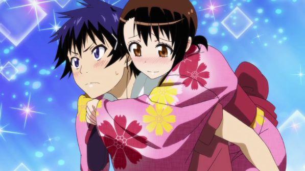raku and onodera cute nisekoi