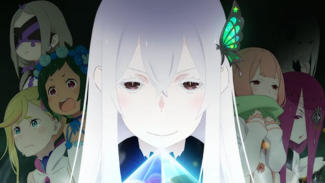 re zero second half season 2 witch