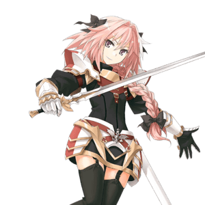 rider of black astolfo fate apocrypha