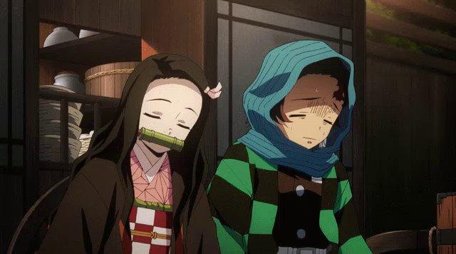 tanjiro and nezuko chan
